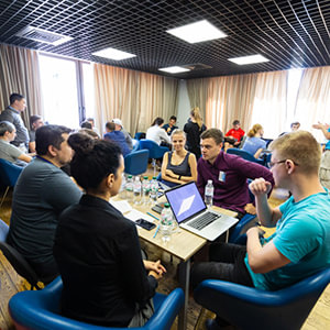 Vodafone hackathon 1  300 - Додаток Kyiv Smart City доповниться новими сервісами