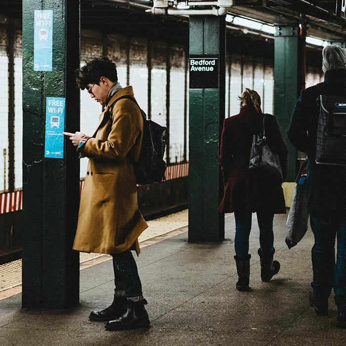 4G у метро: мобільний зв'язок