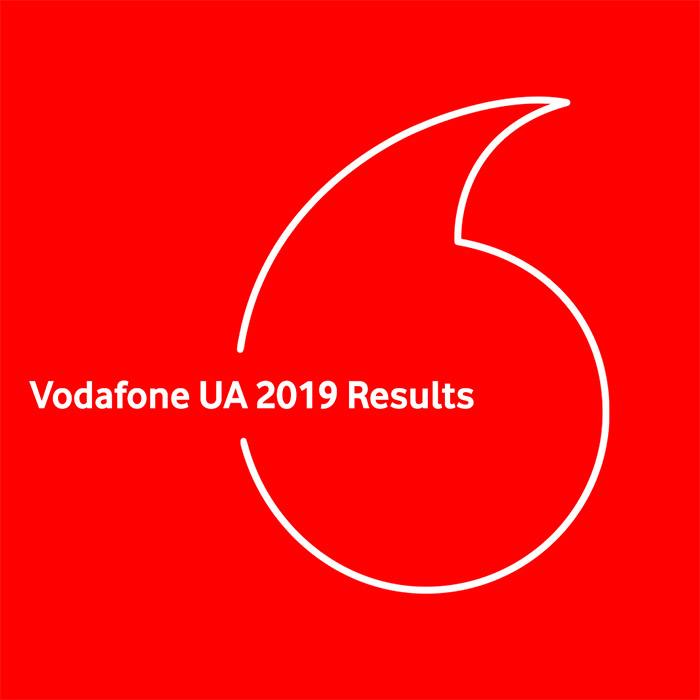 Vodafone Україна у 2019